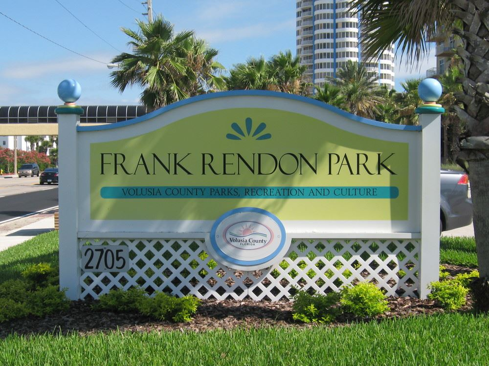 Frank Rendon Park Volusia County Parks, Recreation and Culture