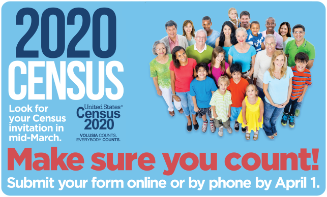 Image of People - 񓠄 Census, Look for your Census invitation in mid-March.  Make sure you coun