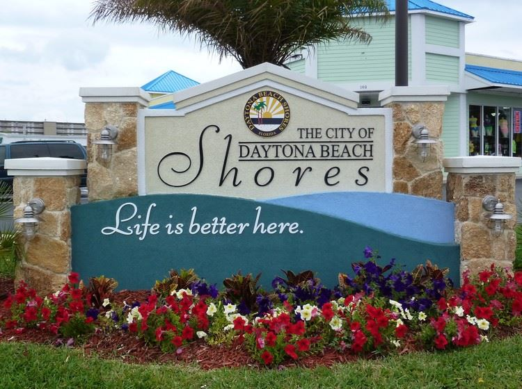 The City of Daytona Beach Shores Life is Better Here